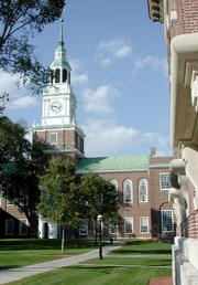 Dartmouth College:  Baker Library