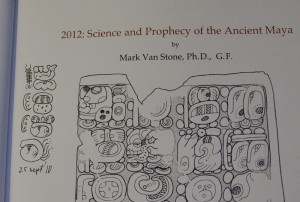 2012 Science and Prophecy of the Ancient Maya (showing glyph date on left)