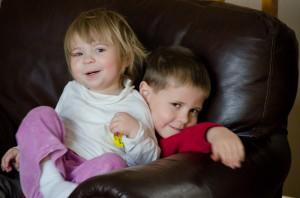Preston and Olivia