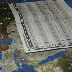 Axis and Allies. Big Board!
