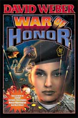Honor Harrington series by David Weber