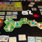 Powergrid: First Sparks with Dylan 5-8-2012