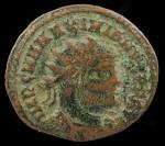 Maximianus, AE Antoninianus, 286-305 AD.  Sear 3611